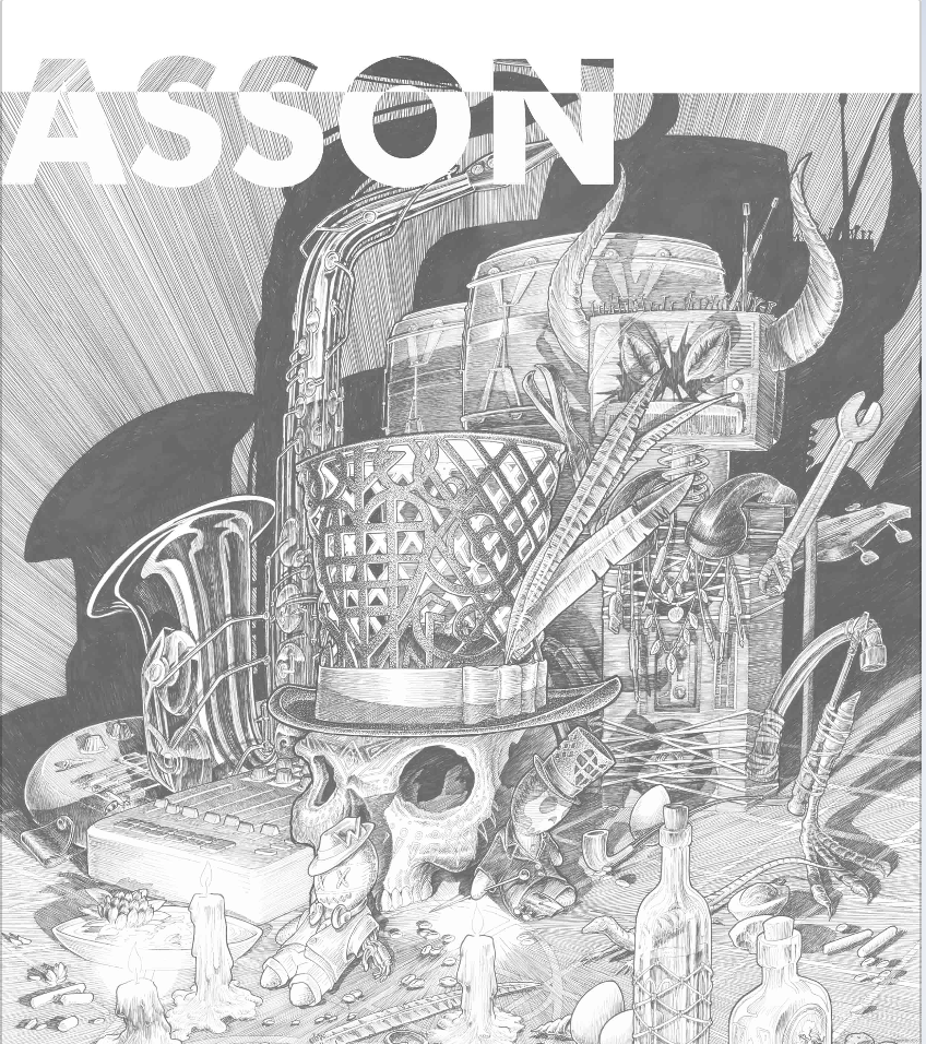 Asson – WANGA